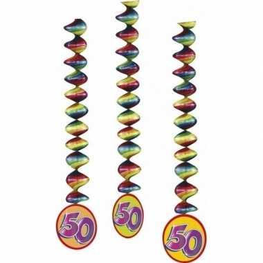 2 x 3 stuks rotorspiralen 50 jaar