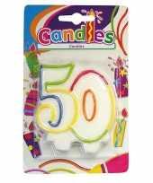 Cijferkaars 50 jaar
